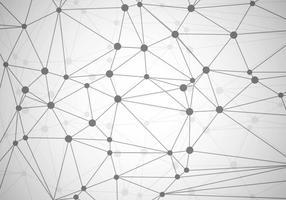 Free Vector Grau Technologie-Hintergrund