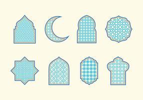 Islamische Ornamente Vektor