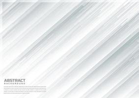 abstrakt vit rand linjer bakgrund vektor
