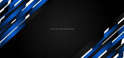 abstraktes Unternehmensbanner-Webdesign vektor