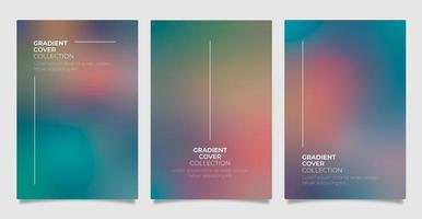 gradient täcka samling