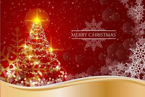 god jul bakgrundsdesign
