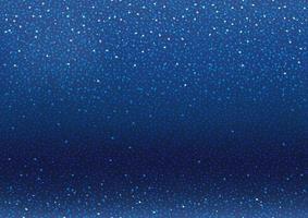 blå bakgrund med glittrar och gnistrar