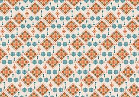 Islamiska Ornament Colorful Vector