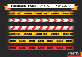 Gefahr Band Free Vector-Pack