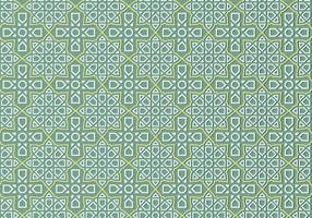 Islamische Ornamente Muster
