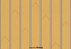 Bowling Lane Nahtlose Muster-Vektor vektor