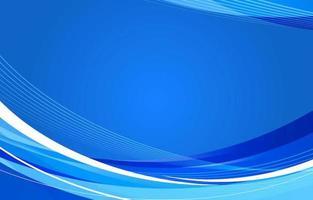 moderner eleganter blauer Hintergrund