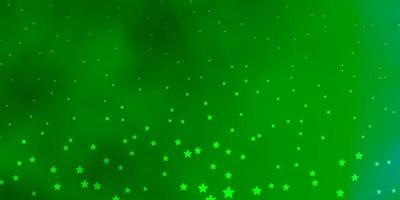 grüne Textur mit schönen Sternen.