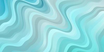 hellblauer Hintergrund mit Kurven.