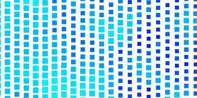 hellblaue Vorlage mit Quadraten