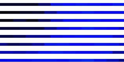 mörkblå bakgrund med linjer.