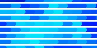 blauer Hintergrund mit Linien. vektor