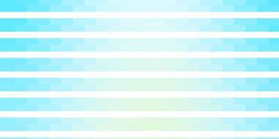 ljusblå bakgrund med linjer.