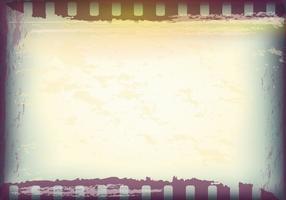 Faded Film Grain Jahrgang Vektor