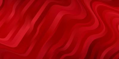 roter Hintergrund mit Linien. vektor
