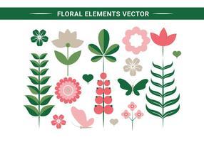 Free Spring Saison-Vektor Hintergrund vektor