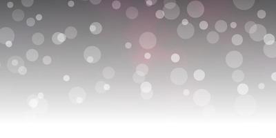 mörk röd och grå bakgrund med cirklar. vektor