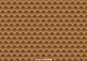 Vector Waffle Close Up Seamless Pattern