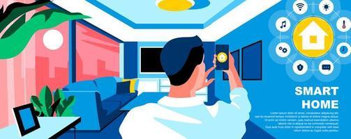 smart hem platt målsidesmall