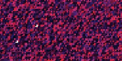 rosa och blå mall med rektanglar.