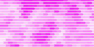 hellrosa Hintergrund mit Linien. vektor