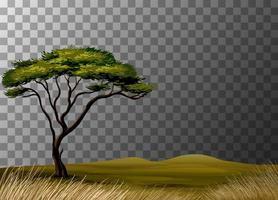 Naturlandschaftsszene vektor