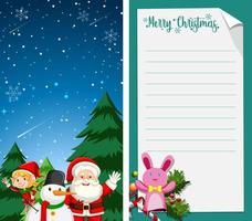 Hintergrundvorlagen mit Weihnachtsthema