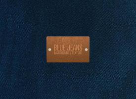 blå jeans konsistens