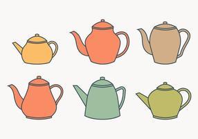 Teekanne Sammlung