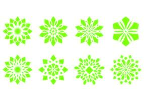 Islamische Ornament Symbole vektor