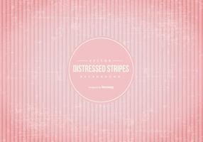 Distressed Stripes Hintergrund vektor