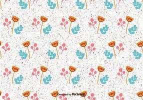 Floral Vektor-Muster