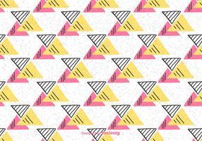 Triangle Geometrischer Hintergrund