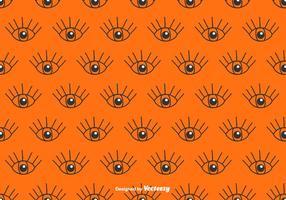 Eye Vektor-Muster vektor