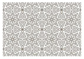 Islamischer Muster-Vektor vektor