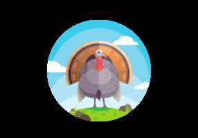 Schöne Türkei Vector