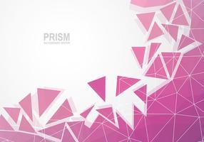 Prisma Bakgrund Vector