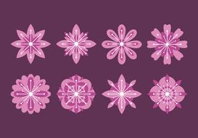 Blumenblüten-Vektor