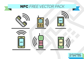 NFC Free Vector-Pack