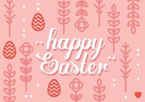 Happy Easter Day Hintergrund