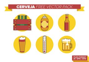 Cerveja Gratis Vector Pack