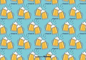 Cerveja- Bier Vektor-Muster vektor