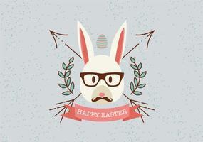 Glad påsk Element Vector