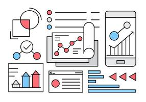 Free Business Infografik Vector Elements