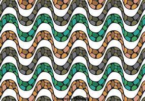 Nizza Copacabana Seamless Pattern vektor