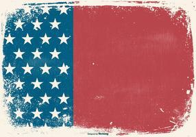 Amerikanska patriotiska bakgrunden vektor