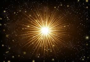 Gratis Vector Supernova Bakgrund