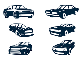 Dodge Charger Logo Vector
