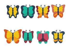 Mariposa Icon Vektor